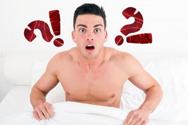 Во время секса у мужа проподает эрекция